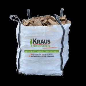 Brennholz Fichte/Kiefer BigBag Kraus Brennstoffe